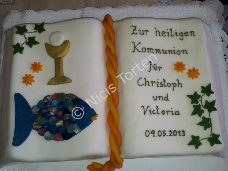 Torte Buch Erstkommunion Hausrezepte Von Beliebten Kuchen